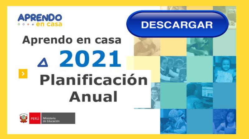 Propuesta de planificación anual || inicial primaria y secundaria