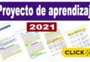 Modelo de PROYECTO DE APRENDIZAJE 2021